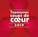 Toponymes coups de coeur 2019.